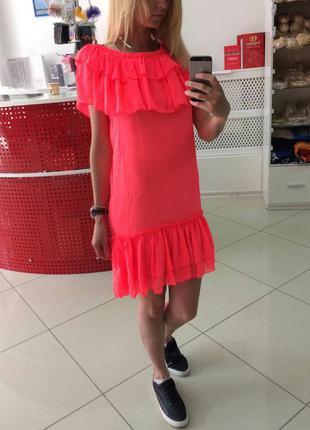 Ультрамодное летнее платье