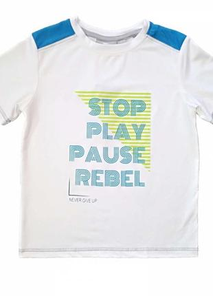 Функциональная спортивная футболка от crane