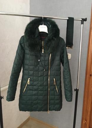 Пуховик/плащ/куртка/пальто/зима