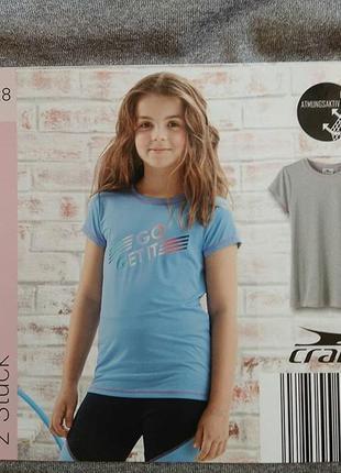 Набор спортивных футболок 2-шт. crane