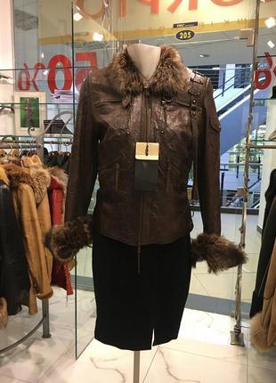Levinson натуральная куртка