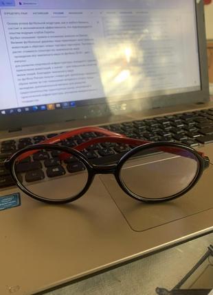 Очки антибликовые для работы за компьютером