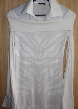 Туника-платье, размер 42-44