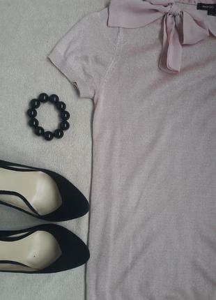 Легкая блуза mango