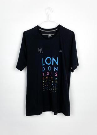 """Футболка adidas clima lite cotton """"london2012"""""""