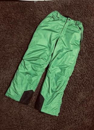 Лыжные штаны pocopiano /152 рост