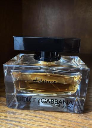 Dolce&gabbana the one essence