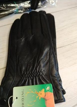 🔥🧤высококачественные кожаные перчатки