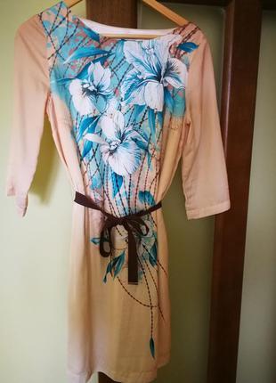 Платье нежное (шёлк)