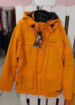 Парка куртка пуховик лижна лыжная