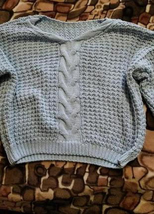 Зимние свитер