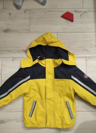 Непромокаемая курточка/ ветровка/ курточка- дождевик