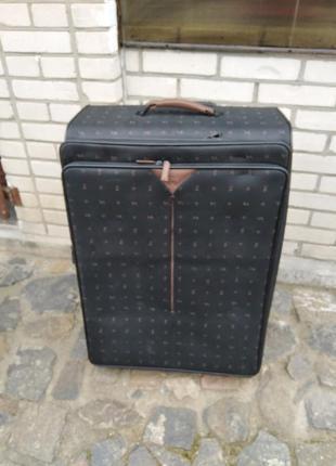 Шикарный большой дорожный чемодан, германия