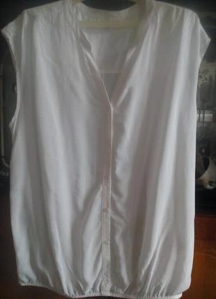 Невесомая штапельная блузочка