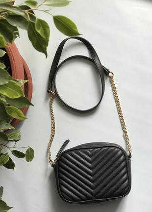 Новая сумочка кросс боди
