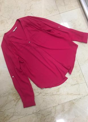 Яркая, стильная блузка