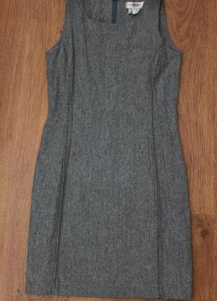 Платье для офиса bandolera 38 р. шерсть шелк