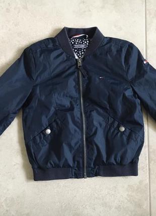 Куртка tommy hilfiger. оригинал