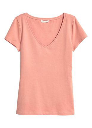 Новая  фирменная футболка размеры м, л от h&m, англия