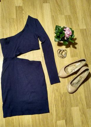 Платье asos без рукава