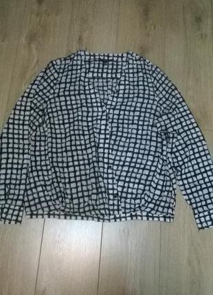 Вискозная блуза для беременных от next