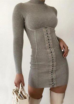 Платье бюстье 😍