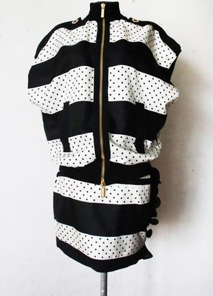 Редкий винтажный шелковый костюм emanuel ungaro 100% шелк