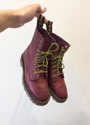 Ботинки dr.martens (оригинал) made in england
