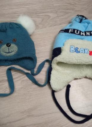 Шапка детская, шапка для мальчика