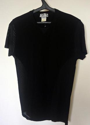 Удлиненная футболка versace оригинал