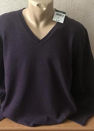 George пуловер джемпер свитер с мысиком новый