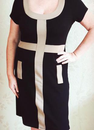 Дизайнерское платье made in france