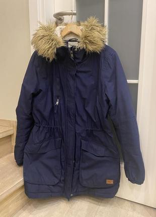 Парка куртка женская only размер м, l