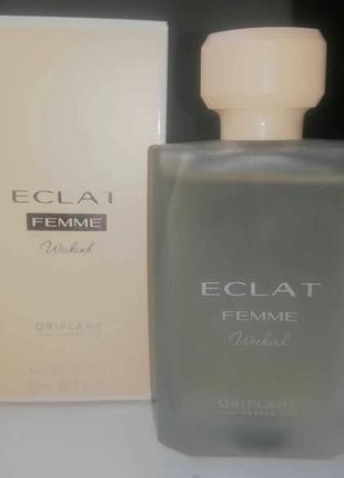 Eclat femme weekend женский парфюм