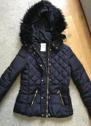 Куртка bershka s розмір