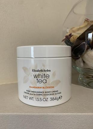Elizabeth arden white tea крем для тела