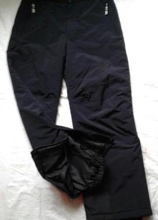 Зимние лыжные термо штаны