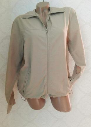 Куртка *ветровка* size 40 * spain