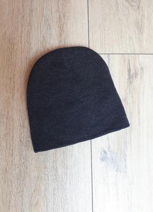 Двойная тёплая шапка италия