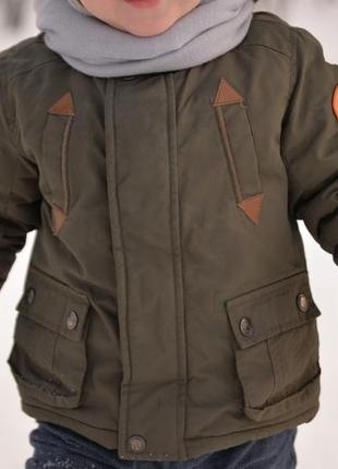 Парка/зимняя курточка