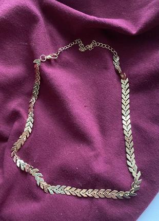 Женская подвеска ожерелье