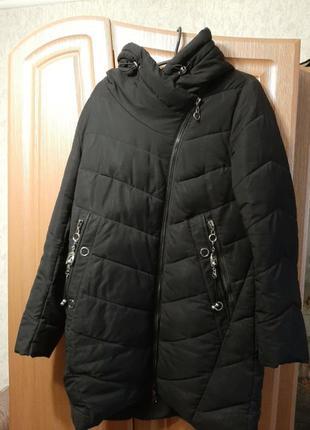 Куртка удлиненая