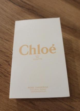 Chloe туалетная вода