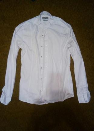 Белые рубашки оптом