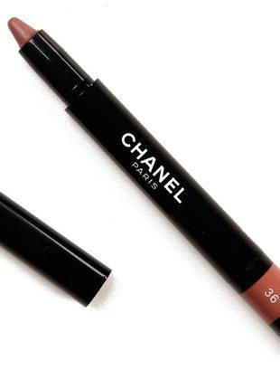 Тени-карандаш chanel stylo ombre et contour. коллекция весна-лето 2020