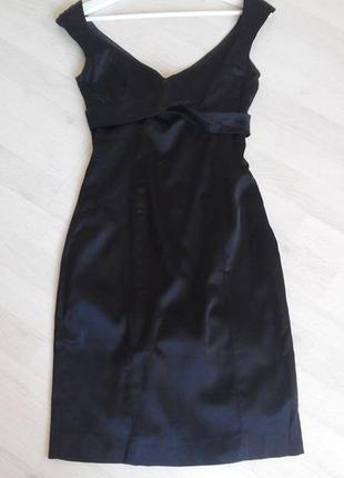 Роскошное силуэтное платье от mango, новое!!