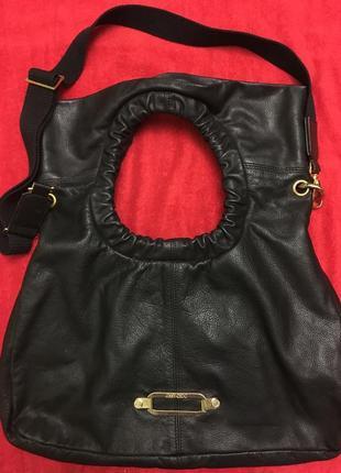 Стильная сумка из натуральной кожи  jimmy choo