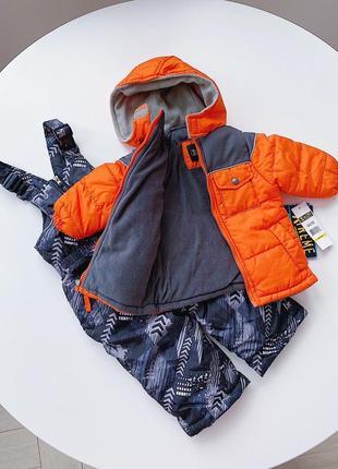 Курточка комбінезон зимовий