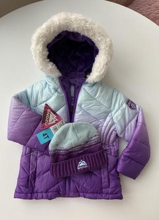 Зимова курточка snozu