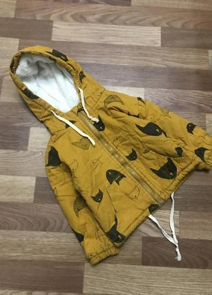 Курточка демі / демисезонна куртка
